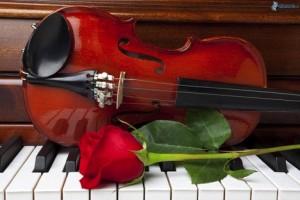 Waverly Comm Piano & Violin Concert